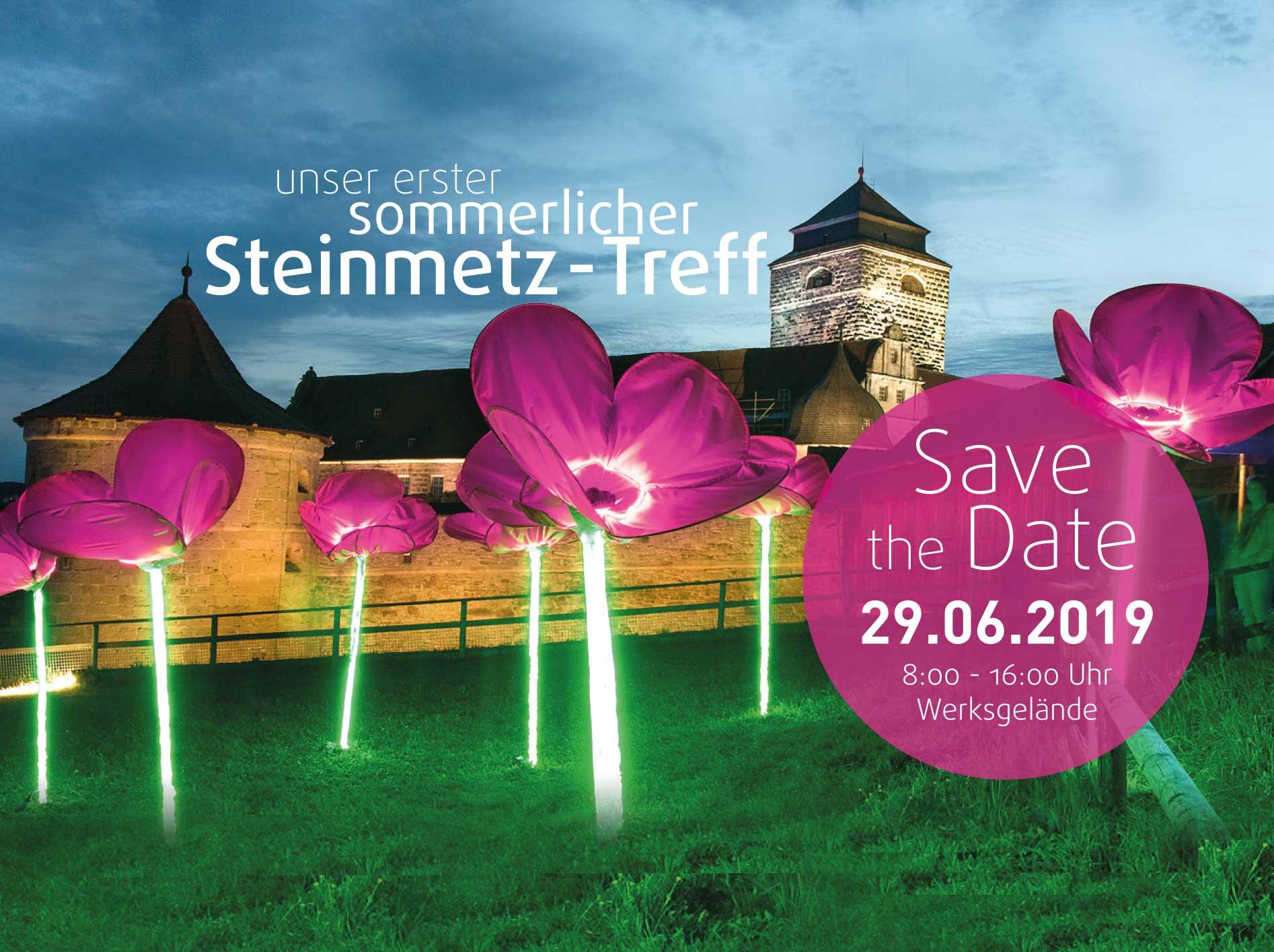 Steinmetz-Treff 2019